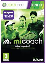 THQ Adidas miCoach (Xbox 360)