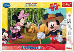 Trefl Minni és Mickey vidéken 15 (31131)