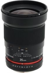 Samyang 35mm f/1.4 AS UMC (Samsung NX)