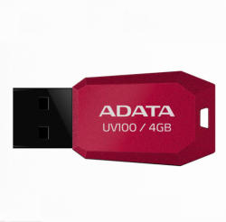 ADATA Slim Bevelled UV100 4GB AUV100-4G-R