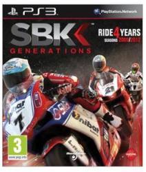Black Bean SBK Generations (PS3)