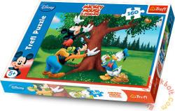 Trefl Mickey egér és barátai almát szednek 160 db-os (15206)