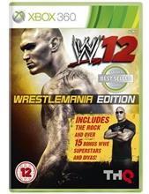 THQ WWE 12 [Wrestlemania Edition] (Xbox 360)