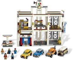 LEGO City - Emeletes garázs (4207)