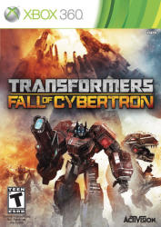 Activision Transformers Fall of Cybertron (Xbox 360)