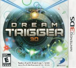 D3 Publisher Dream Trigger 3D (3DS)
