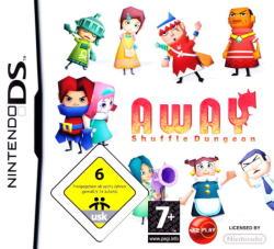 Majesco Away Shuffle Dungeon (Nintendo DS)