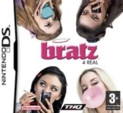 THQ Bratz 4 Real (Nintendo DS)