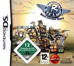 Virgin Play B-Team Metal Cartoon Squad (Nintendo DS)