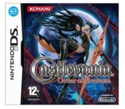 Konami Castlevania: Order of Ecclesia (Nintendo DS)