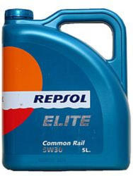 Repsol Elite Common Rail 5W30 (5L)