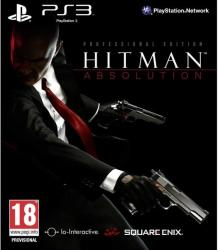 Square Enix Hitman Absolution [Professional Edition] (PS3)