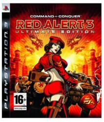 Electronic Arts Command and Conquer Red Alert 3 (PS3)