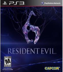 Capcom Resident Evil 6 (PS3)