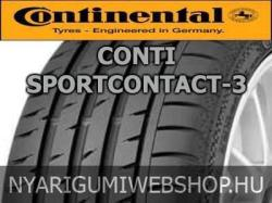 Continental ContiSportContact 3 XL 225/45 R18 95W