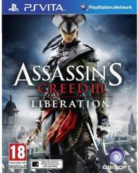 Ubisoft Assassin's Creed III Liberation (PS Vita)