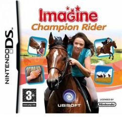 Ubisoft Imagine Champion Rider (Nintendo DS)