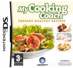 Ubisoft My Cooking Coach Prepare Healthy Recipes (Nintendo DS)