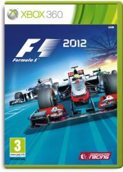 Codemasters F1 Formula 1 2012 (Xbox 360)