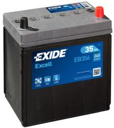Exide Excell 35Ah 240A EB356