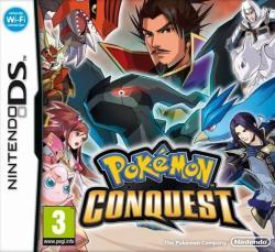 Nintendo Pokémon Conquest (Nintendo DS)