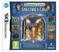 Nintendo Professor Layton and the Spectre's  Call (Nintendo DS)