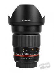 Samyang 24mm f/1.4 ED AS UMC (Canon)