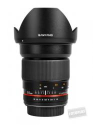 Samyang 24mm f/1.4 ED AS UMC (Nikon)