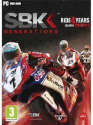 Black Bean SBK Generations (PC)