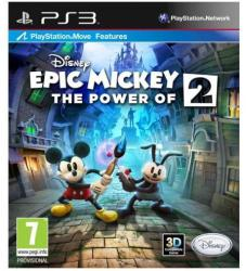 Disney Epic Mickey 2 The Power of Two (PS3)