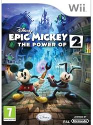 Disney Epic Mickey 2 The Power of Two (Wii)