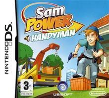 Ubisoft Sam Power Handyman (Nintendo DS)