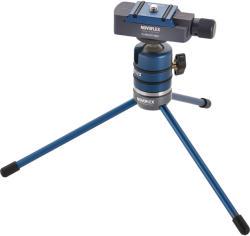 Novoflex MicroPod with Ball 19 & Q=MOUNT Mini & QPL Slim 25 (Microstativ Q)