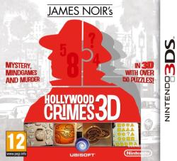 Ubisoft James Noirs Hollywood Crimes 3D (3DS)