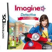 Ubisoft Imagine Detective Adventures (Nintendo DS)