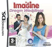 Ubisoft Imagine Dream Weddings (Nintendo DS)