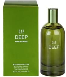 GAP Deep Men EDT 100ml