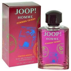 JOOP! Homme Summer Ticket (Limited Edition) EDT 125ml