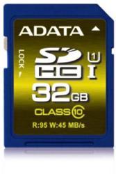 ADATA Premier Pro SDHC 32GB Class 10 ASDH32GUI1CL10-R