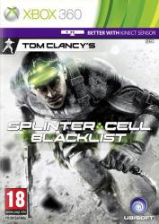 Ubisoft Tom Clancy's Splinter Cell Blacklist (Xbox 360)