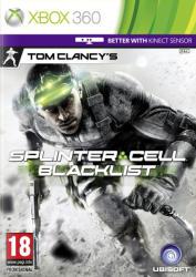 Ubisoft Tom Clancy's Splinter Cell Blacklist (Xbox 360)