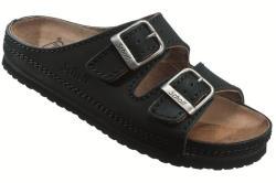 Scholl Air bag papucs fekete