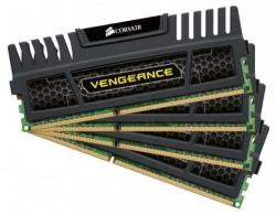 Corsair 32GB 4x8GB DDR3 1600MHz CMZ32GX3M4A1600C9