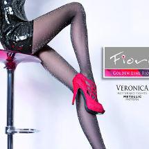 Fiore Veronica lurexes harisnya