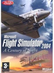 Microsoft Flight Simulator 2004 A Century of Flight (PC)