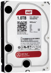 """Western Digital Caviar Red 3.5"""" 1TB 5400rpm 64MB SATA3 WD10EFRX"""