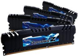 G.SKILL 16GB (4x4GB) DDR3 2400MHz F3-2400C10Q-16GZH