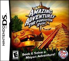 PopCap Games Amazing Adventures The Forgotten Ruins (Nintendo DS)