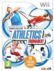 PQube Summer Challenge Athletics Tournament (Wii)