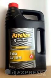 Texaco Havoline Extra 10W40 5L